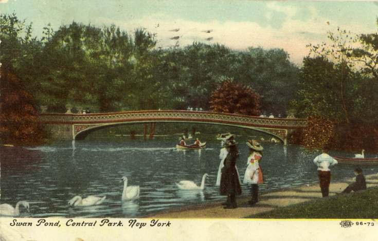 Postcard to George Gordon
