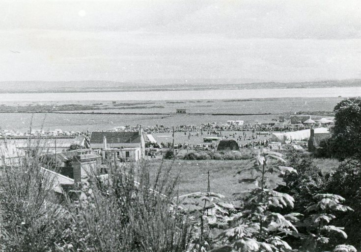 Dornoch Highland Games venue