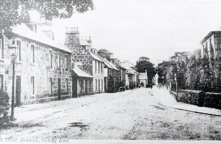 Castle Street, Dornoch