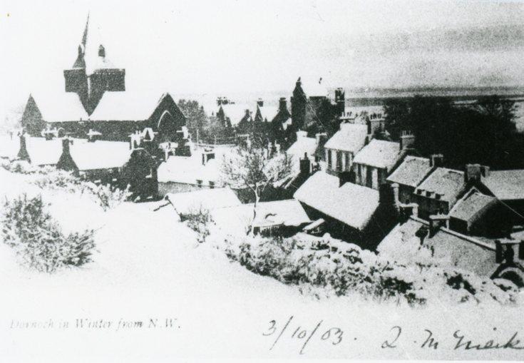 Dornoch in Winter