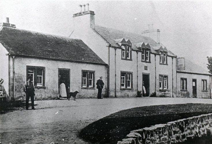 The Clashmore Inn