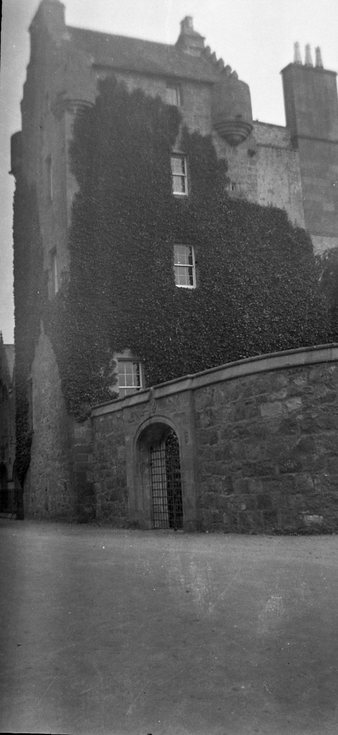 Dornoch Castle tower