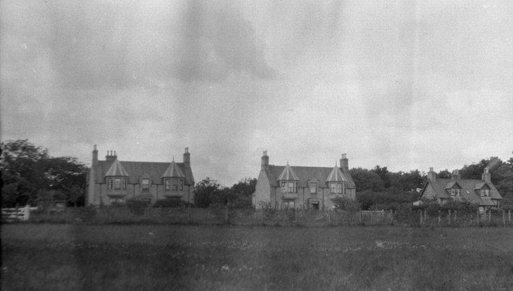 Dornoch houses