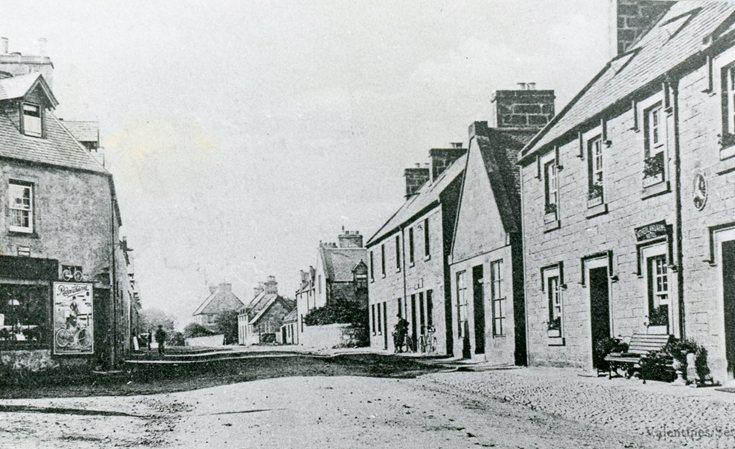 Main Street Brora