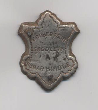 Horse Harness Badge