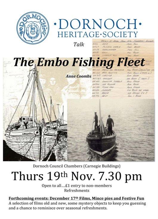 Embo Fishing Boats
