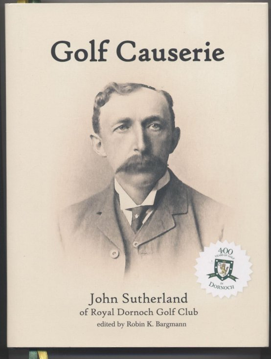 Golf Causerie by John Sutherland