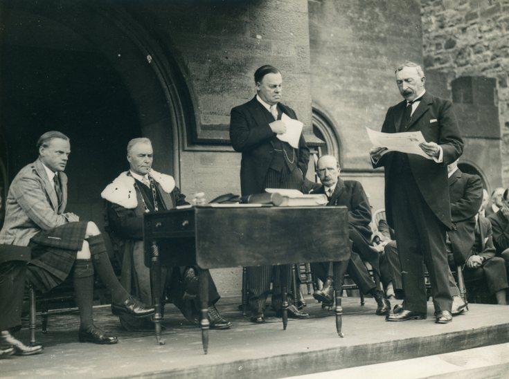 Tercenternary Freedom Ceremony 1928