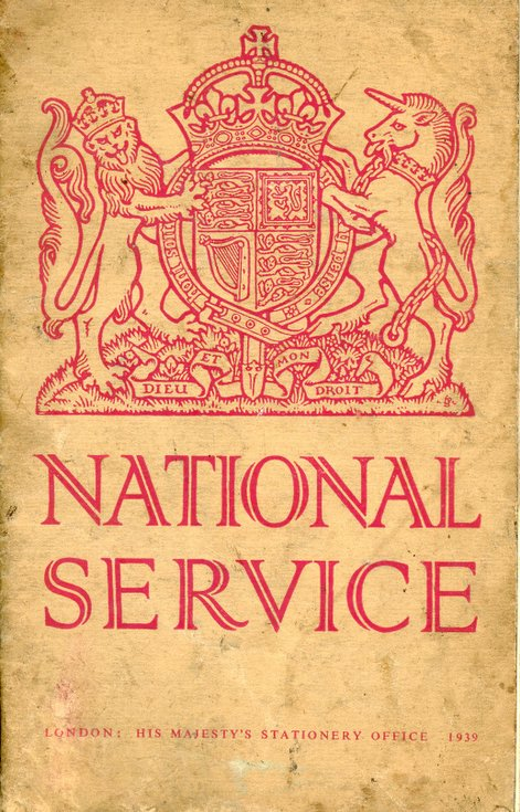 National Service World War 2
