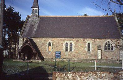 St Finnbarr's Church. School Hill