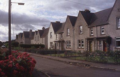 MacDonald Road northern end