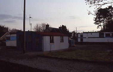 Cabins and caravans Dornoch Industrial Estate