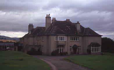 Earls Cross House - wider angle