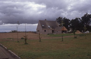 Building plots Elizabeth Crescent area