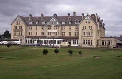 Dornoch Hotel  Grange Road