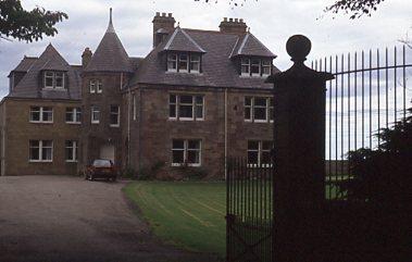Ross House  Grange Road