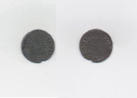 Henry III silver long cross penny