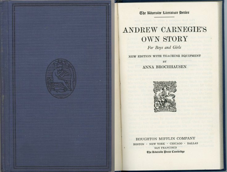 Andrew Carnegie's Own Story