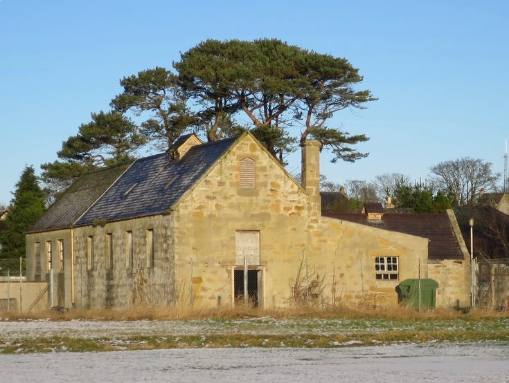 Old Dornoch Gas Works and Slaughter House