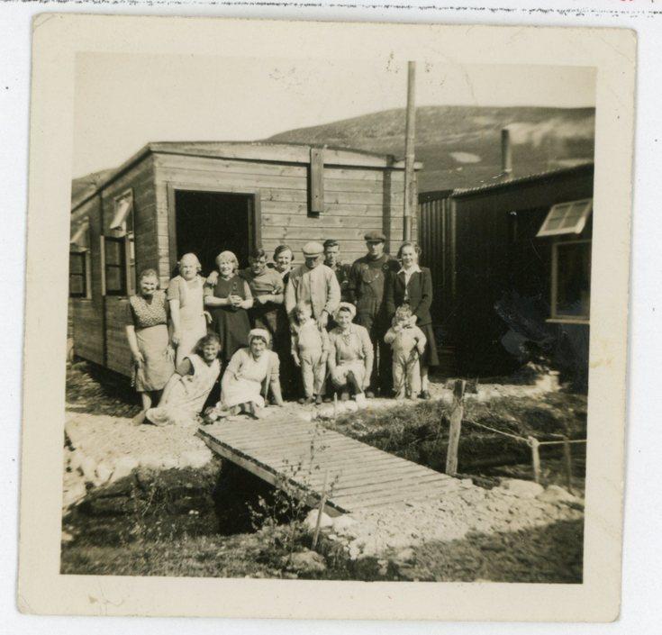 Group photograph at Ullapool