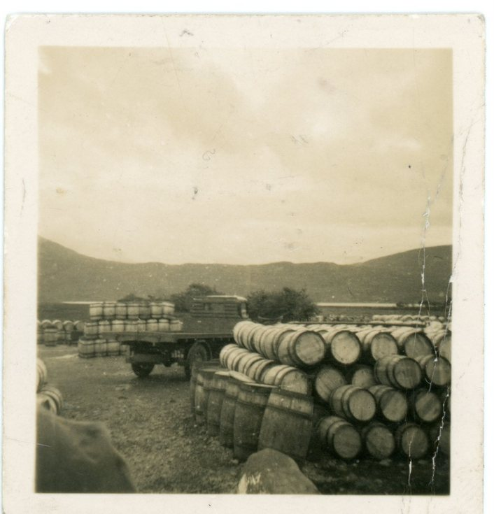 Herring barrel stacks
