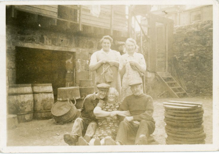 'Herring Harvesters' relaxation