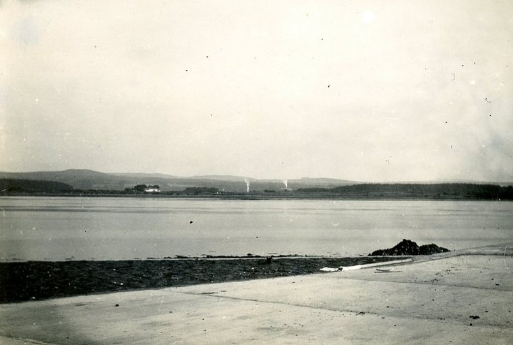 Slipway constructed at Meikle Ferry Sep 1937