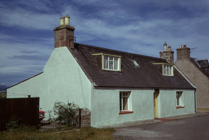 Embo architecture - traditional property