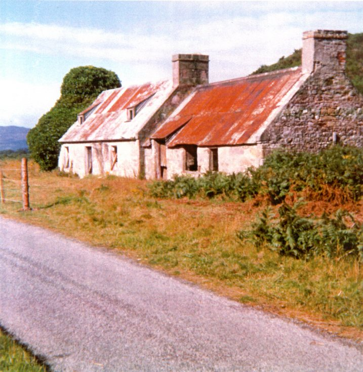 Smithy Cottage Cuthill