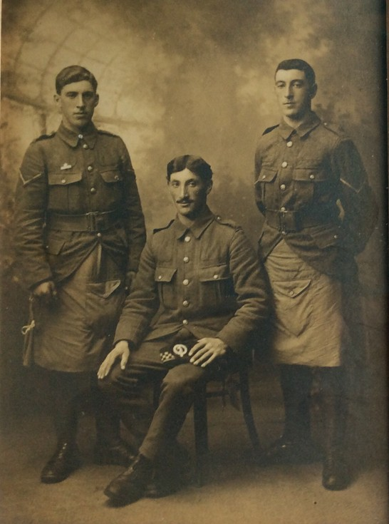 MacCulloch brothers WW1