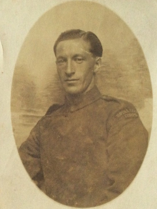 Robert MacCulloch  Royal Flying Corps