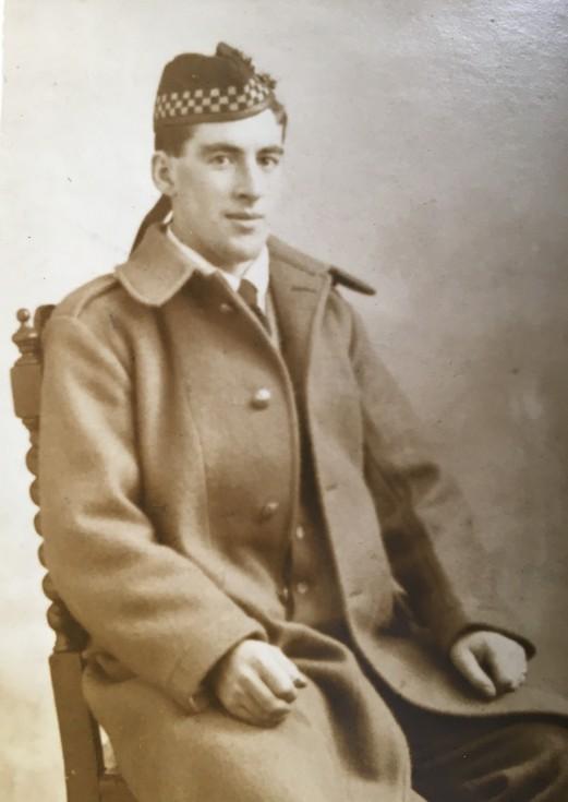 Thomas MacCulloch  WW1