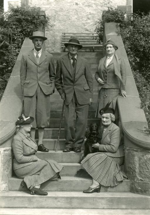 Sykes family group photograph