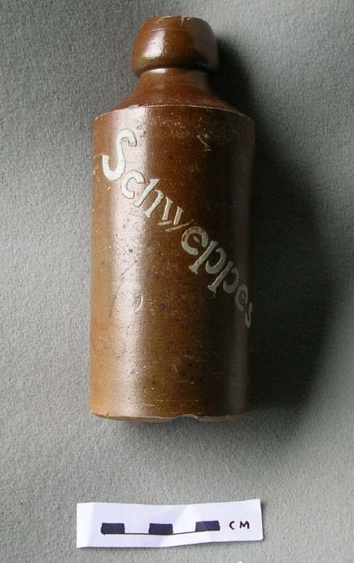 Schweppes bottle