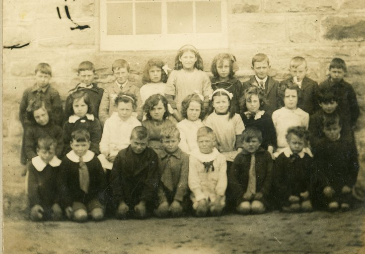 School group photograph 1924