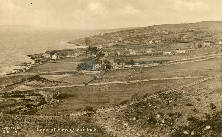 General view of Gairloch