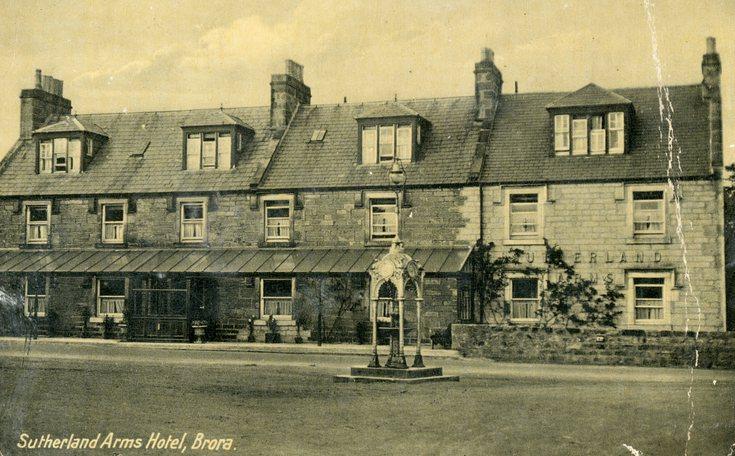 Sutherland Arms Hotel Brora