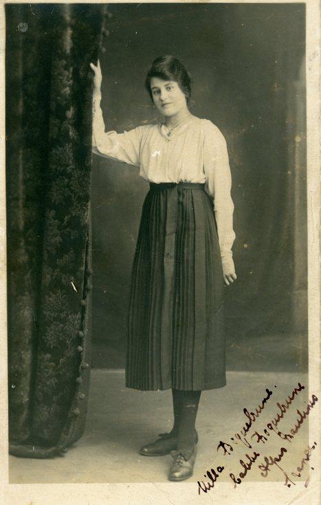 Wilson family - Margaret Wilson