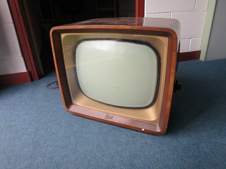 1958 Marconiphone Television