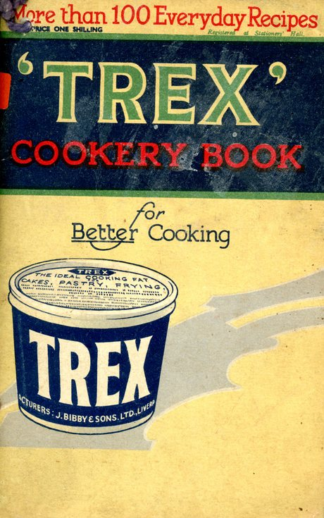 Trex Cookery Book for Better Cooking
