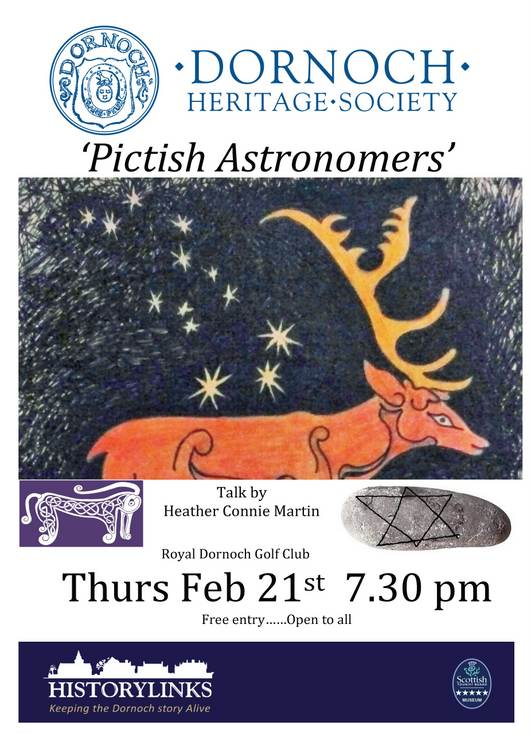 DHS Talk on Pictish Astronomers