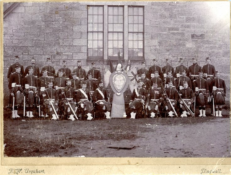 5th Seaforth Highlanders pre 1914