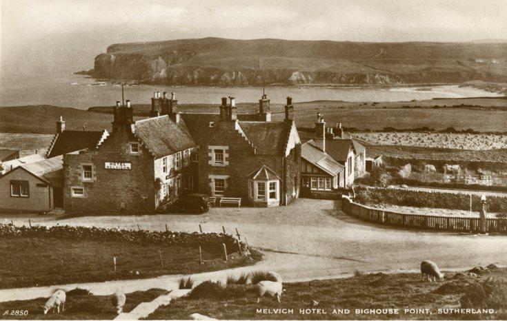 Postcard to Alastair Topp