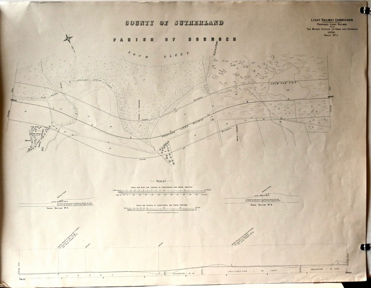 Light Railway Commission Sheet No. 5