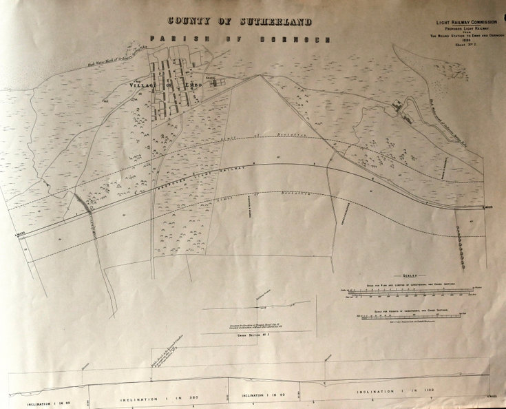 Light Railway Commission Sheet No. 7