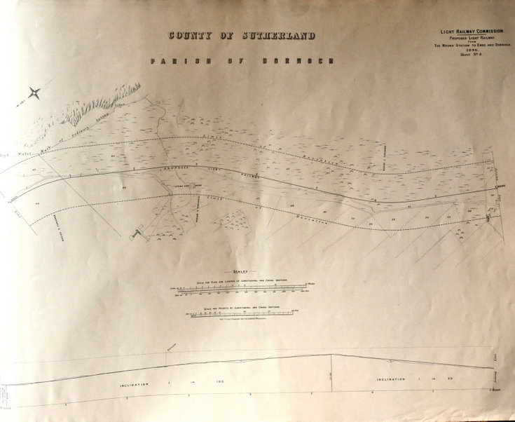 Light Railway Commission Sheet No. 8