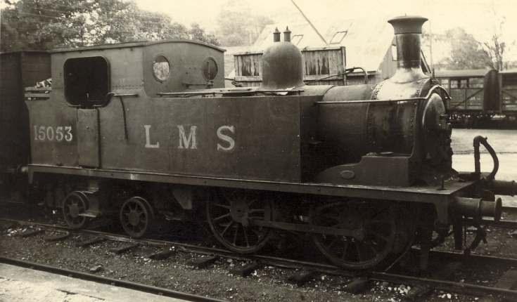 Locomotive 15053