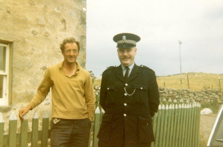 Police Constable John Jappy c 1968