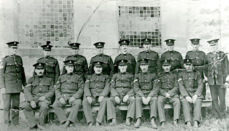 Sutherland Constabulary 1930s