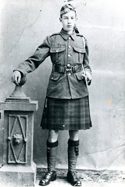William Jappy aged 16
